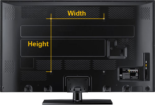 Will This Mount Compatible With My Tv Videosecu